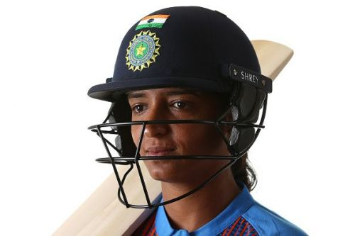 Harmanpreet Kaur is India's captain for the 2018 World T20