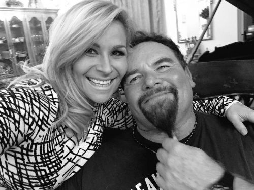 Natalya & Her Father Jim