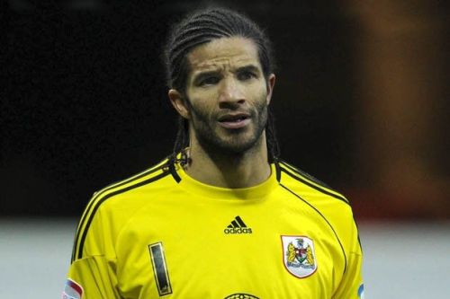 David James filed for bankruptcy in 2004