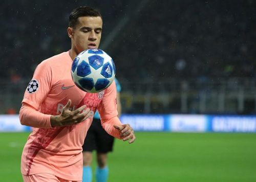 Coutinho's absence was an advantage for Atletico Madrid