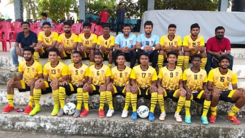 Malappuram district team