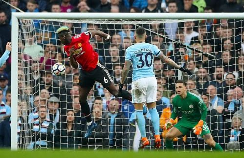 The first Manchester derby of the season will be played on Sunday