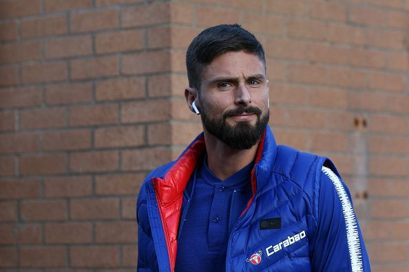 Giroud has been announced to provide voicing in the next Spiderman movie