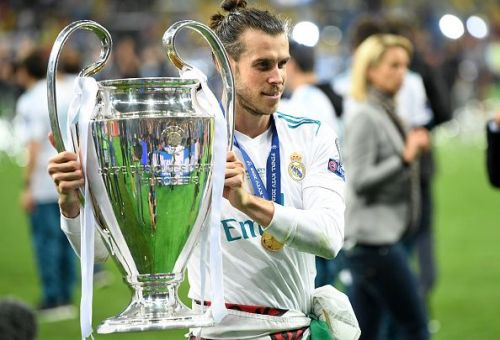 Gareth Bale's full name is not as famous as the Welshman