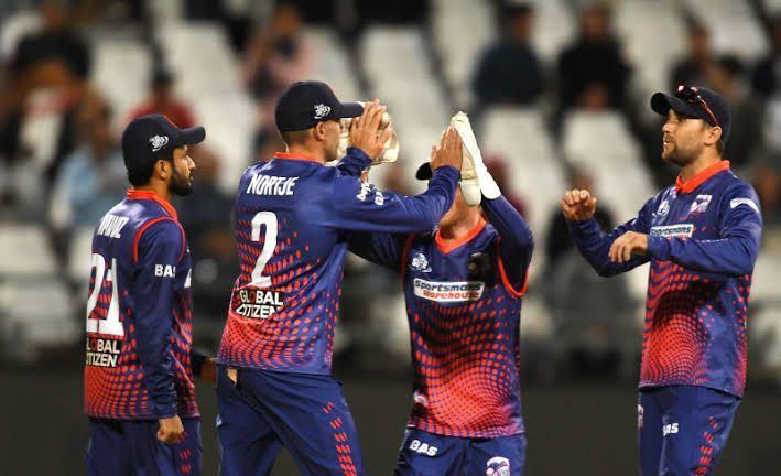 All round Cape Town Blitz eye two in two against Durban Heat