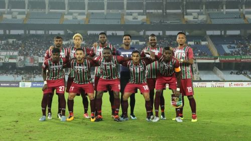 Mohun Bagan have not made the ideal start to their I-League campaign this season