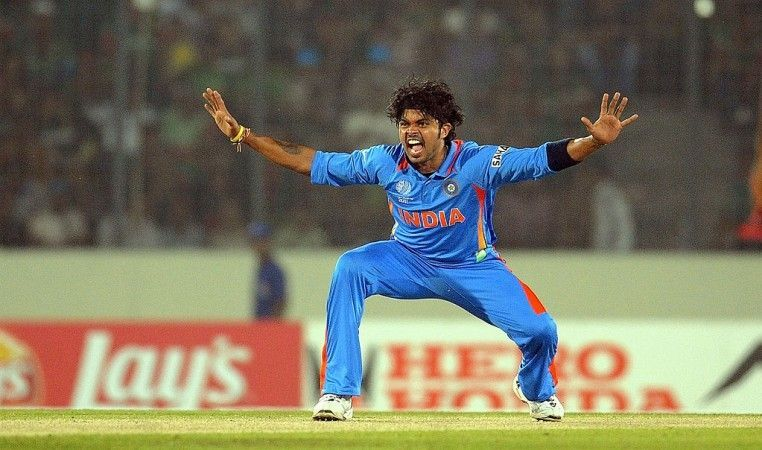 Sreesanth made headlines for all the wrong reasons