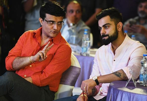 Sourav Ganguly and Virat Kohli are two of the most popular Indian cricketers in Bangladesh