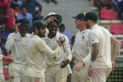 Zimbabwe defeated Bangladesh by 151 runs