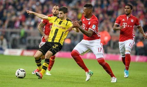 Borussia Dortmund will host Bayern Munich on Saturday at Signal Iduna Park
