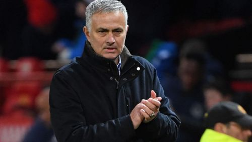 Mourinho's job is on the line at Manchester United