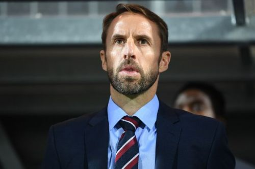 Gareth Southgate's England side will make the knockout stages with a win on Sunday.