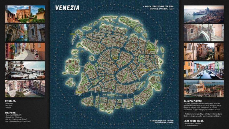 Venezia Concept Map