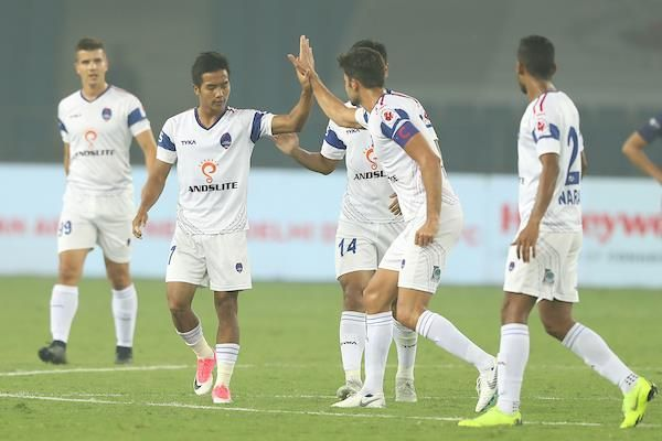 Can Lallianzuala Chhangte add to his goalscoring tally? [Image Courtesy: ISL]