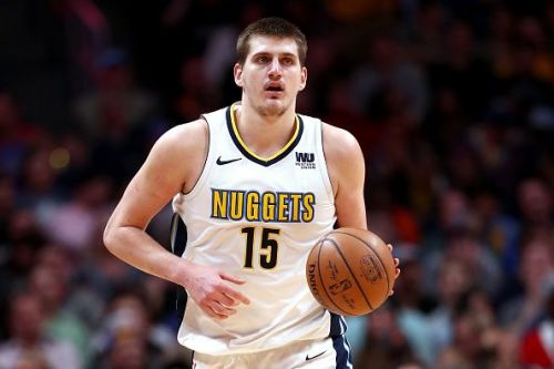 Jokic is one of the best center in the NBA