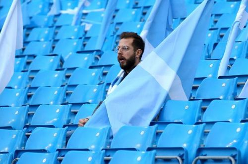 Manchester City find themselves pretty lonely at the top