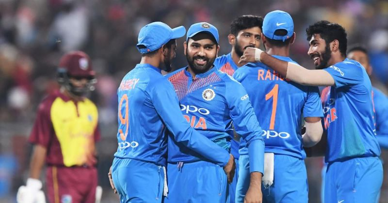 india versus west indies t20 match kab hai