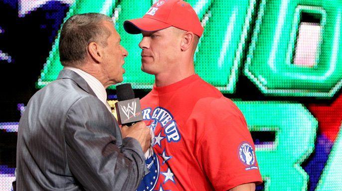 John Cena isn