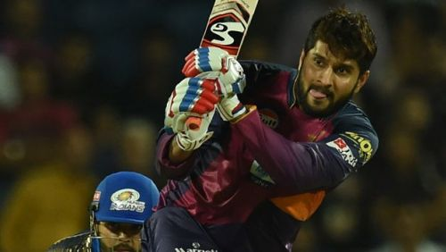 Tiwary can be a perfect backup option for Yusuf Pathan