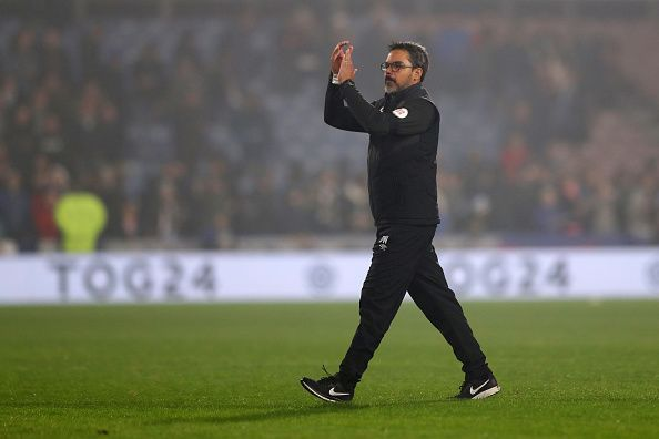 David Wagner thanks the fans for an amazing support.