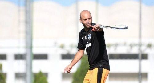 Gerard Zaragoza was appointed Bengaluru FC's Assistant Coach this season [Image: Zaragoza/Twitter]