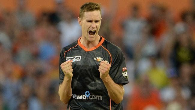 Behrendorff has been a great performer in the BBL.