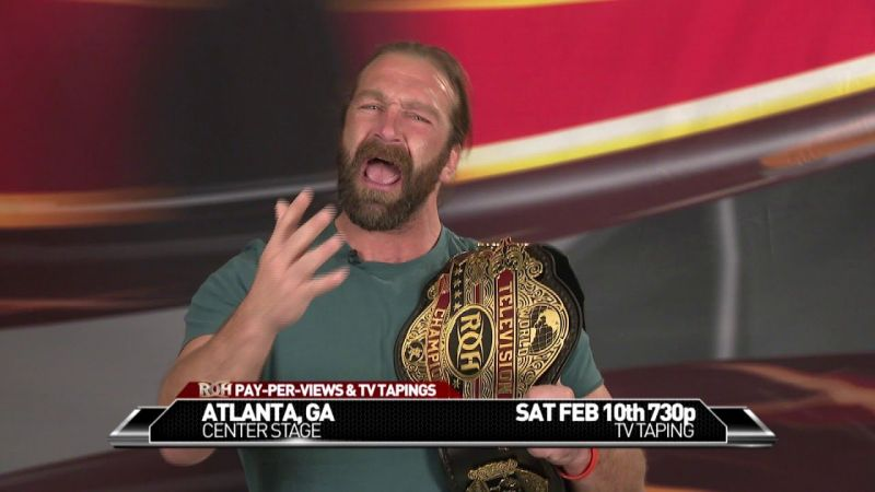 Ring of Honor News: Silas Young possibly leaving by 2019?