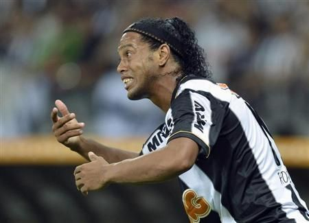 Ronaldinho is a two-time FIFA Best Player