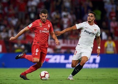 Andre Silva scored the winner for Sevilla