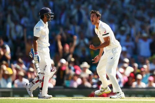 Australia v India - 4th Test: Day 2
