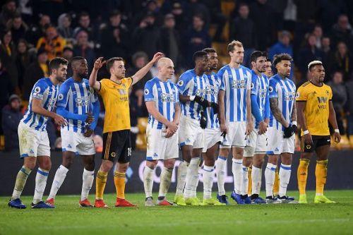 Huddersfield Town have had a moderate season so far