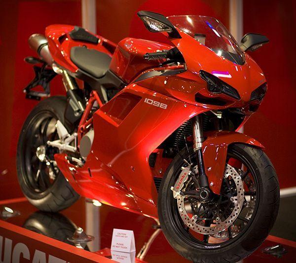 Ducati 1098 (Image Courtesy: Wiki)