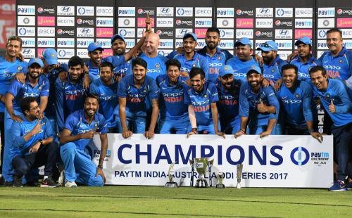 Image result for team india winning series in australia