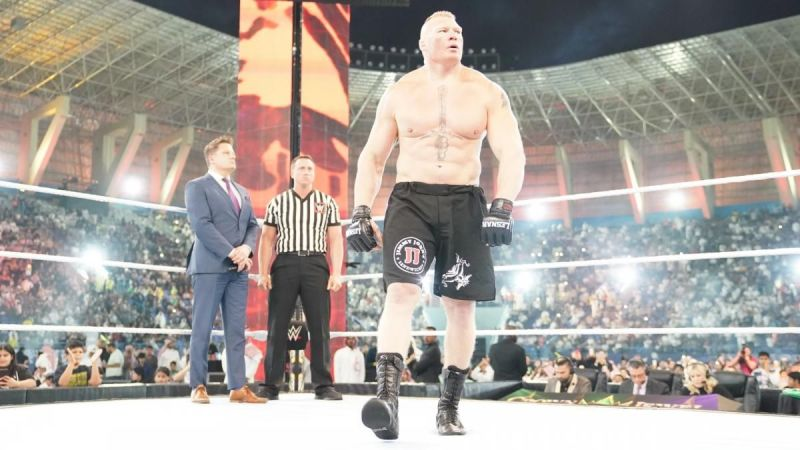 Like him or not, it is impossible to deny that Lesnar is a legitimate star