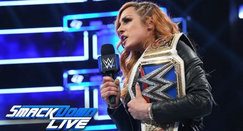 SmackDown Live excellently booked Becky Lynch in a meaningful storyline with Charlotte Flair at SummerSlam 2018, which eventually turned into a classic feud
