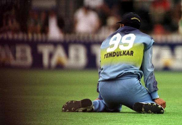 Sachin did not get much support