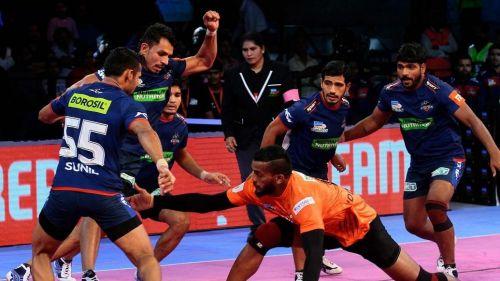 Siddharth Desai's Super 10 was not enough for U Mumba tonight