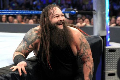 Braun Strowman could really use Bray Wyatt right now