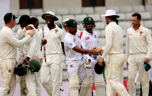 Bangladesh are looking to make some changes in the final Zimbabwe Test