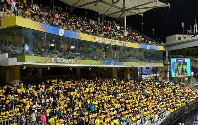 Chennai could well host this marquee match