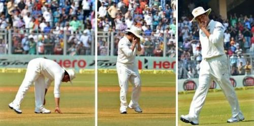 Sachin's Emotional Moments
