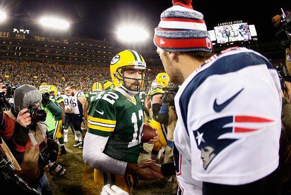New England Patriots v Green Bay Packers
