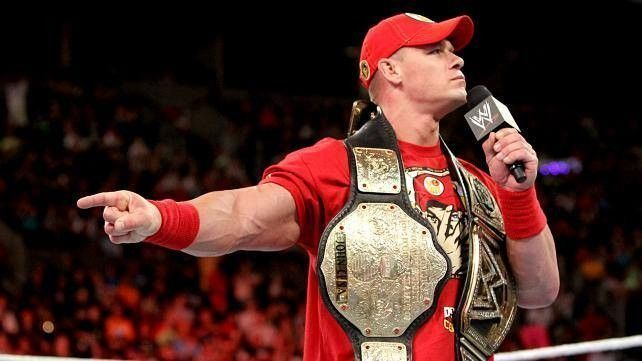John Cena may be the best bet to dethrone Lesnar as the Universal Champion before the end of this year