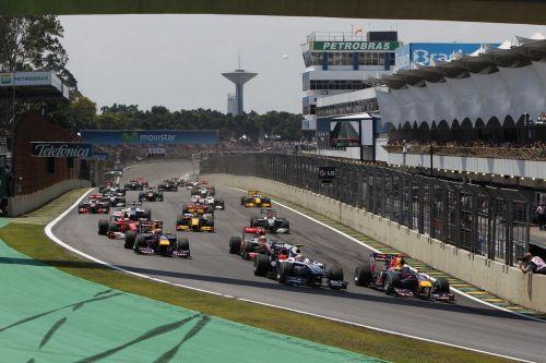 F1 heads to Brazil next