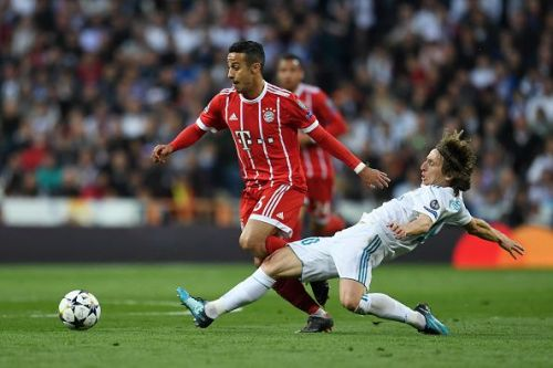 Bayern have missed the services of Thiago dearly