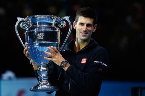 Novak Djokovic has clinched the year-end World No. 1 ranking