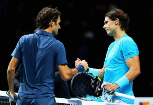 Federer defeated Nadal in 2010 to win his fifth ATP World Tour Finals Title