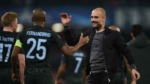 Pep Guardiola wouldn't fancy this happening