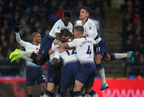 Tottenham will look to end Chelsea's unbeaten run