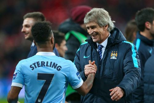 Sterling struggled under Pellegrini's hands-off coaching style